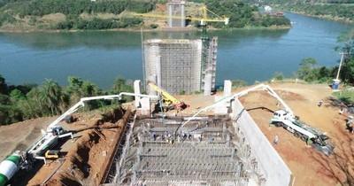 La Nación / Puente de la Integración Paraguay-Brasil alcanzó 35% de ejecución