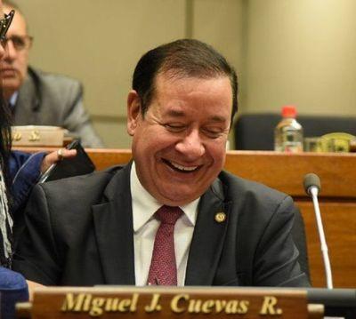 Por violar cuarentena, abren causa penal contra el diputado Miguel Cuevas