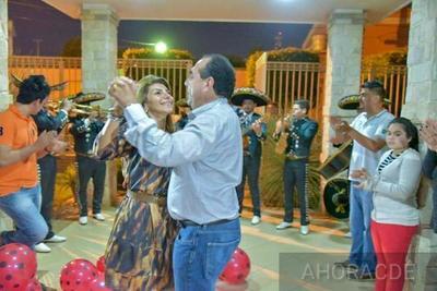 Elio Cabral comanda AHORA ESQUEMA de CORRUPCIÓN en comuna de CDE