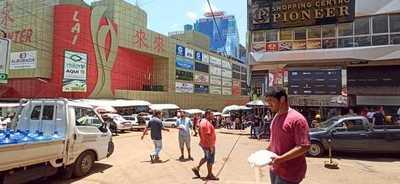 Comerciantes de CDE se sienten OFENDIDOS por importadores de Asunción