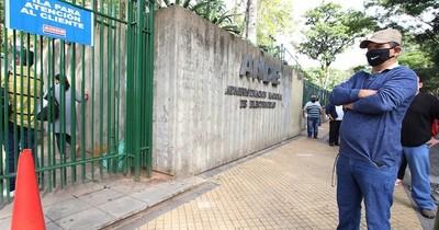 La Nación / Ande aumenta cuadrillas para dar respuesta a cortes en el servicio