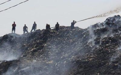 Incendio en Cateura: MEC habilita instituciones educativas como albergues