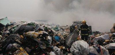 MEC habilita locales en Cateura para refugiar a vecinos afectados por el fuego