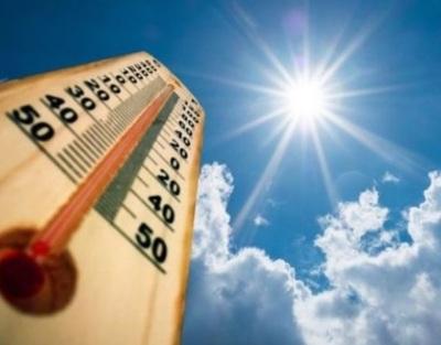 Asunción, San Estanislao y Villarrica batieron récord histórico de temperaturas máximas