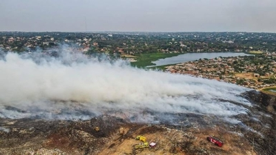 HOY / MEC habilita escuelas en zona de Cateura para albergar a familias afectadas por el incendio