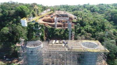 Puente de Integración con 35% de avance