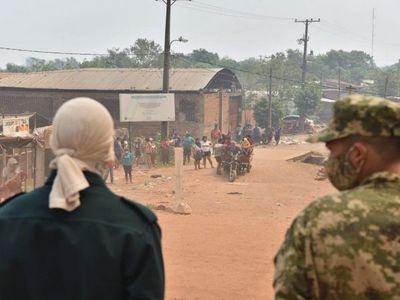 MEC habilita escuelas para familias afectadas por incendio en Cateura