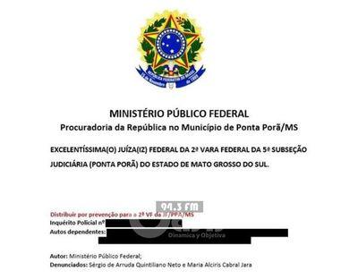 Juez de Pedro Juan, según investigación MP de Brasil manentenia contacto con entorno de Minotauro