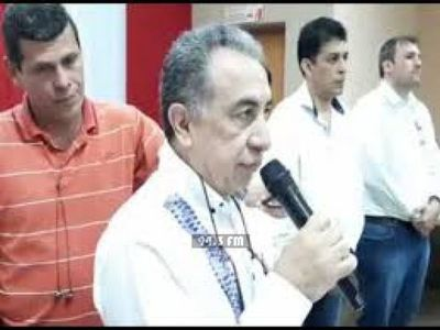 Dr Nelson Collar internado con sospecha de Covid-19