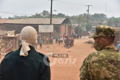 MEC habilita escuelas para albergar a familias afectadas por incendio en Cateura