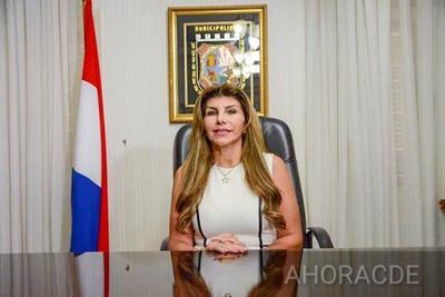 """Mas US$ 10 millones le dejaron en """"CAJA"""" a la intendenta interina PERLA"""