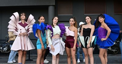 La Nación / Las tendencias de la Semana de la Moda de Milán