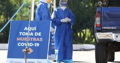 La Nación / COVID-19: Paraguay supera los 800 fallecidos