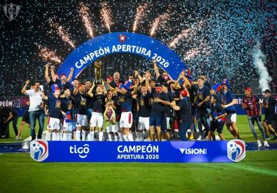 Cerro Porteño campeón