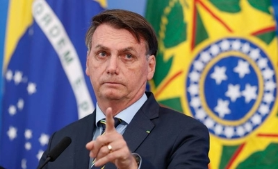 HOY / Jair Bolsonaro confirma reapertura de frontera con Paraguay