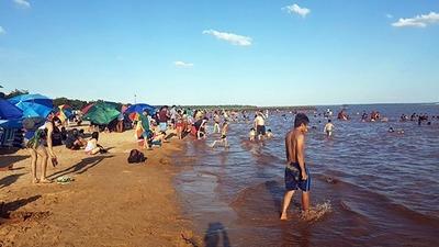 ¿ Pueden ATACAR las pirañas en la playa de HERNANDARIAS..?