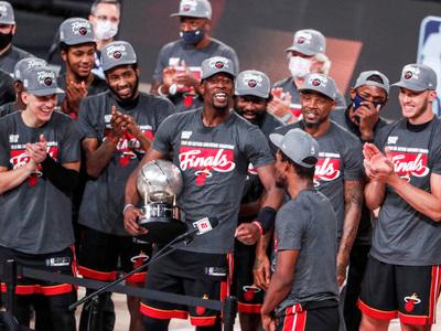 Miami Heat se anota en las Finales de la NBA