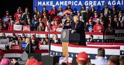 La Nación / Revelaciones sobre impuestos de Trump encienden la preparación del debate con Biden