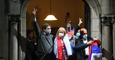 La Nación / Izquierda gana el gobierno de Montevideo en elecciones en pandemia