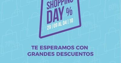 La Nación / Los principales centros comerciales vuelven alanzar #ShoppingDay
