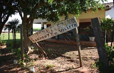 Puestos de Salud abandonados hace años por la   Gobernación de Central