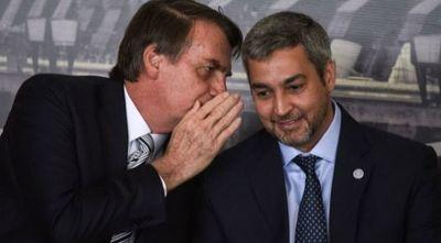 El presidente Bolsonaro confirma reapertura de frontera con Paraguay