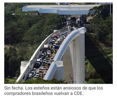 El Puente de la Amistad aún no tiene fecha de reapertura