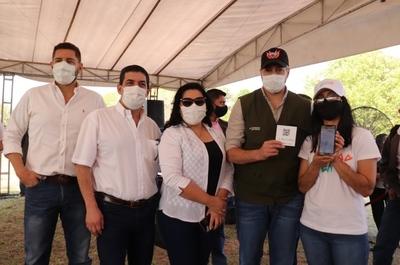 Senatur inaugura guiado digital en sitios de la Guerra contra la Triple Alianza de Ñeembucú