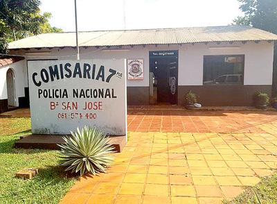 Agentes de la comisaría 7ª de CDE nuevamente denunciados por un violento procedimiento ilegal