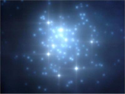 Hallan galaxia muy luminosa y con características excepcionales