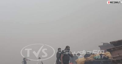 Humo generado por incendios empeora situación de pacientes, advierte neumólogo