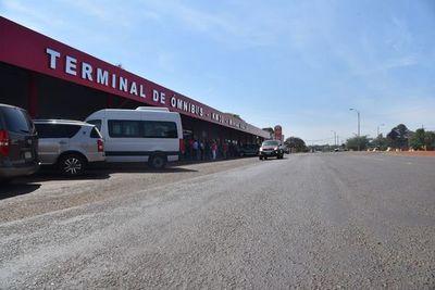 "Inauguran TERMINAL en Km. 30 ""construido"" por CONTRATISTA de NEGOCIADOS"
