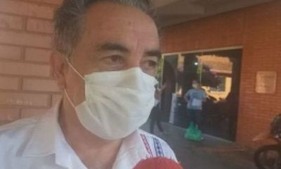 Director de la XIII región Sanitaria internado con síntomas de COVID19