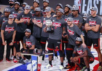 Miami Heat es campeón de la Conferencia Este de la NBA
