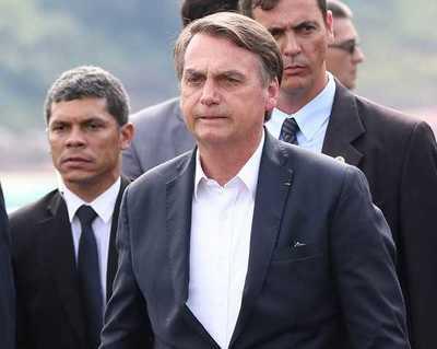 """""""Ya determiné la apertura del puente"""", dijo Bolsonaro en Facebook"""