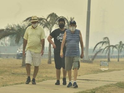 Recomiendan no realizar actividades físicas al aire libre por polución