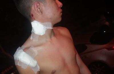 Policía abrió investigación interna sobre presunta agresión a pasapelotas de Cerro Porteño