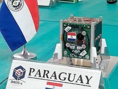 Guaranisat-1, el primer satélite paraguayo presentado en Japón