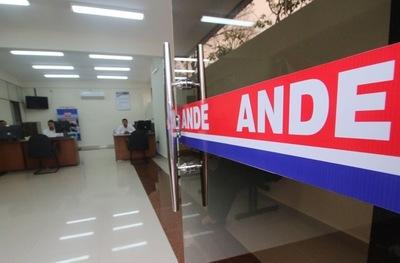 ANDE fraccionará automáticamente facturas no exoneradas entre marzo y setiembre