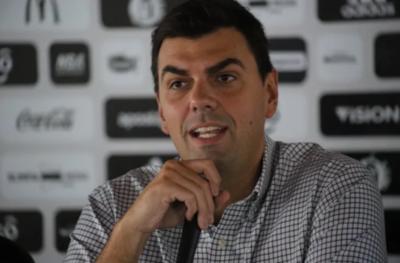 La FIFA sanciona de por vida a Marco Trovato, Presidente del Club Olimpia