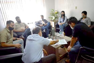 Construirán subestática de la Ande en distrito de Yguazú