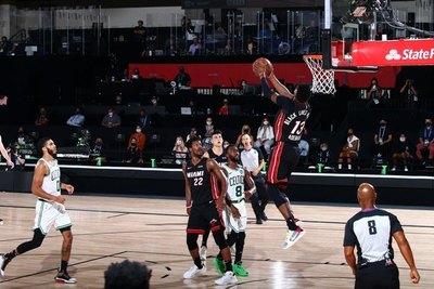 Los Heat eliminan a Celtics y se citan en la final con los Lakers de LeBron