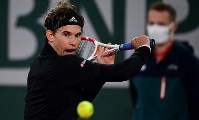 Thiem, campeón del US Open, pasa a segunda ronda de Roland Garros