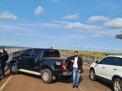 Ediles de Itapúa cierran acceso a la EBY