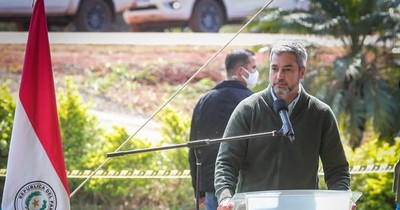 La Nación / Abdo Benítez dice que esta semana se dará fecha para abrir fronteras con Brasil