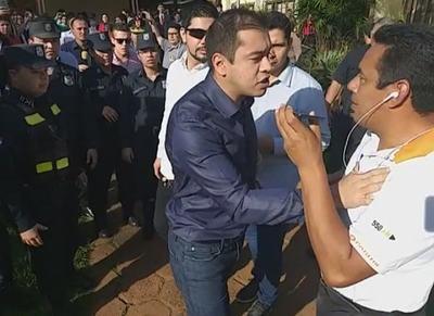 Prieto ATACA a la PRENSA CRITICA y no aclara denuncias de CORRUPCIÓN