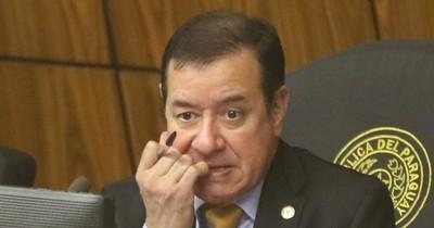 La Nación / Cuevas quiere recuperar su banca en Diputados