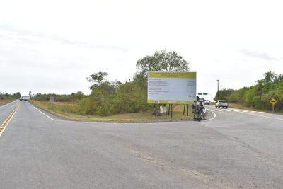 Inauguran pavimentación en Itapé y afirman que 700 familias fueron beneficiadas directamente