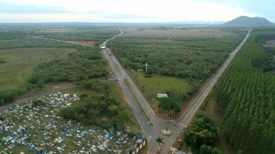 Gobierno inauguró 65 kilómetros de rutas en Guairá