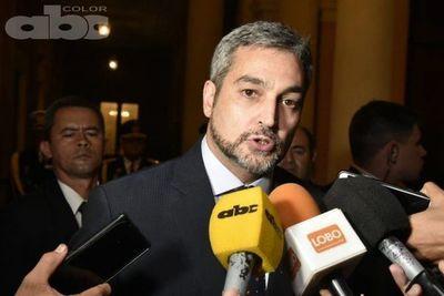 Esta semana se define fecha de apertura de la frontera con Brasil, dice Mario Abdo